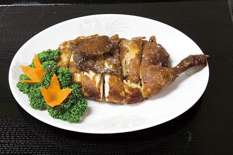 特別揚げ鶏(半匹)